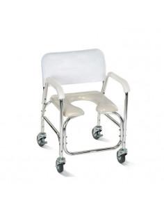 Silla de ducha ,asiento confort U
