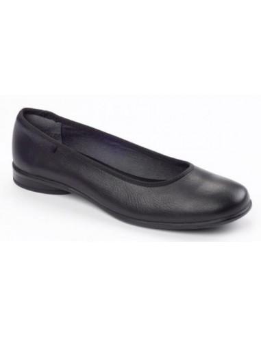 Calzado de mujer con piso ligero y planta acolchada