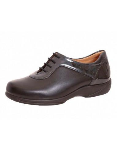 Zapato de señora con cordones Daimar