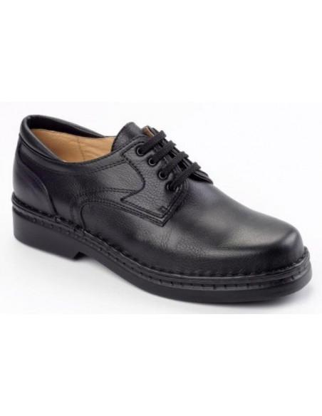 Zapato cosido a mano de caballero