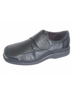 Zapato para hombre con velcros