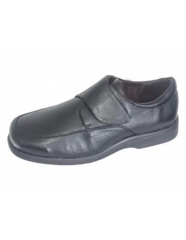 Zapato para hombre con velcros 6012