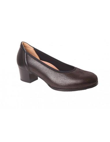 030081076d3ef Zapato señora con tacón de Daimar
