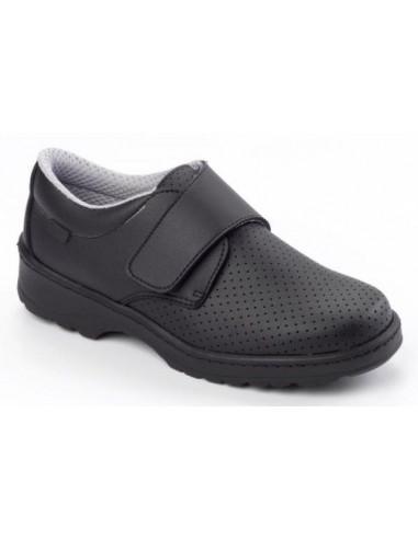 Zapato sanitario transpirable con velcro