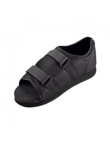 Zapato post-operatorio plano