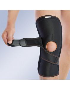 Rodillera control lateral o medial de rótula