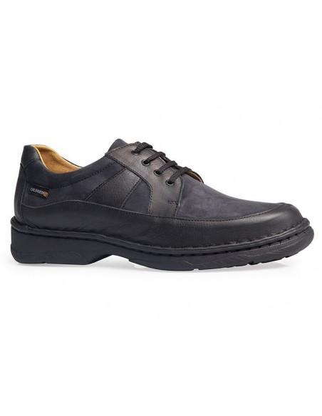 Zapato caballero con piso cosido a mano de calzamedi