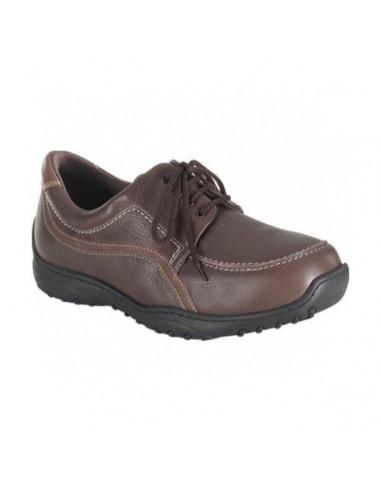 Zapato de caballero para diabético