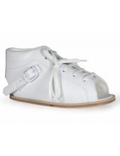 Zapatos niño para montar con férulas horma neutra de Calzamedi