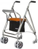 Andador con 4 ruedas y asiento Kanguro FORTA