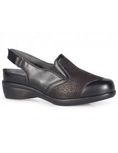 Zapato de mujer para verano con plantilla extraible Orto de Calzamedi
