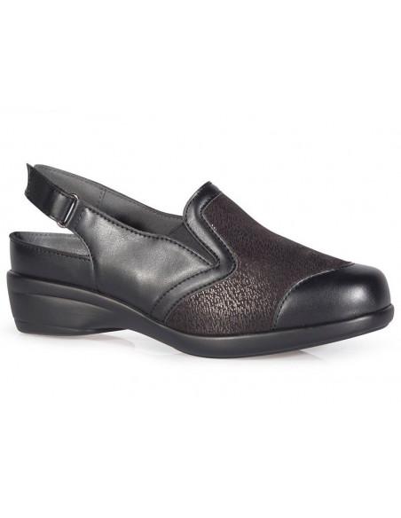 Zapato de mujer para verano con plantilla extraíble Orto de Calzamedi