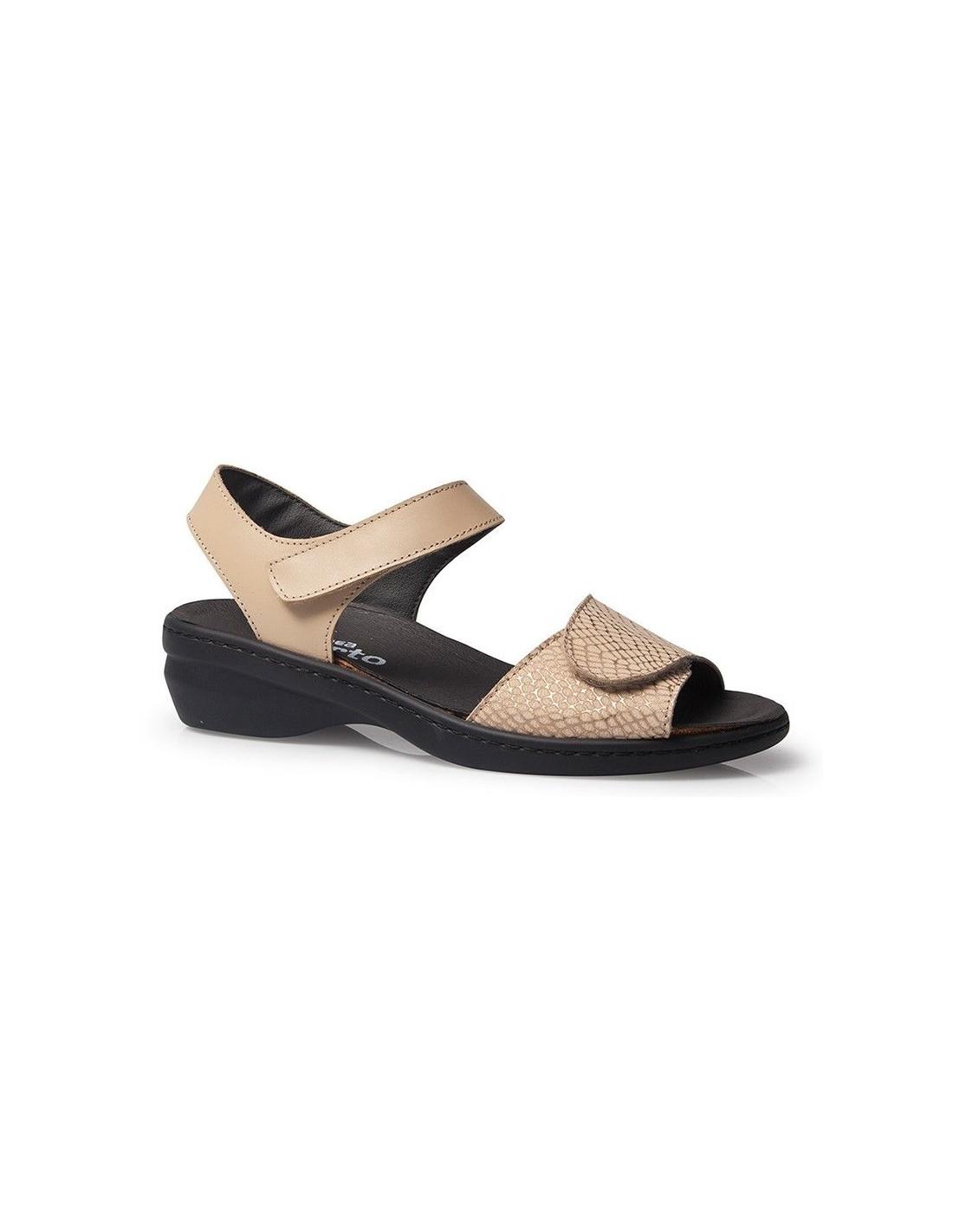 Plantilla Sandalia Extraíble Velcros Con Y Orto De Calzamedi wP0OknX8