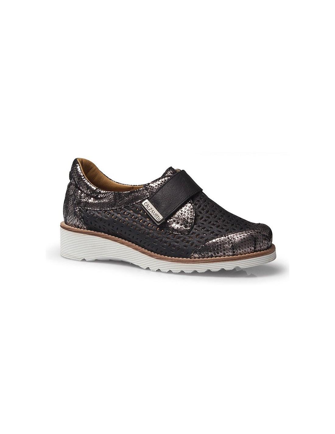 De Calzamedi Zapato Plantilla Extraíble Para Cuña Verano Y Señora Con rxWoCBed