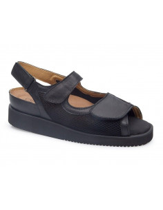 Zapato de senora muy ligero especial juanetes de Calzamedi