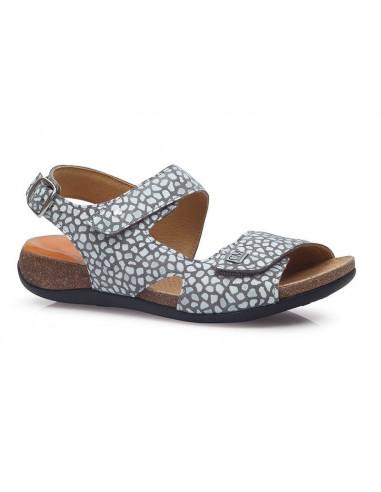 Sandalia de mujer muy ligera BIO de Calzamedi