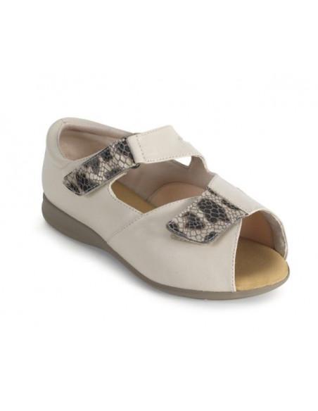 Zapato de verano para señora especial diabético de Calzamedi 553