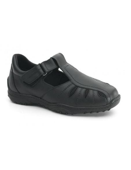 Zapato de caballero para verano especial diabético de Calzamedi 2099
