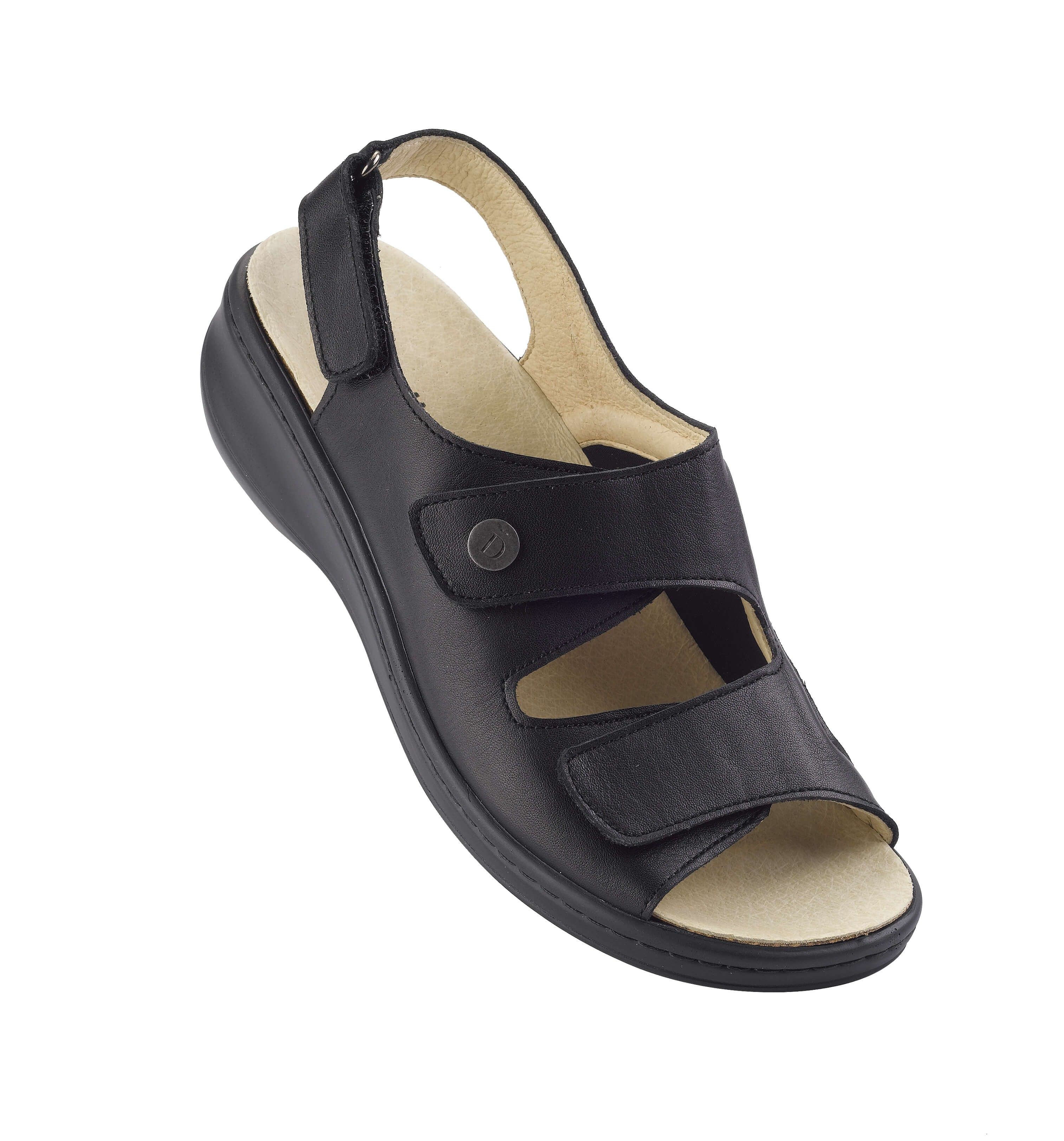 db03ef2ebc Sandalia ortopédica con velcro especial juanetes de Daimar
