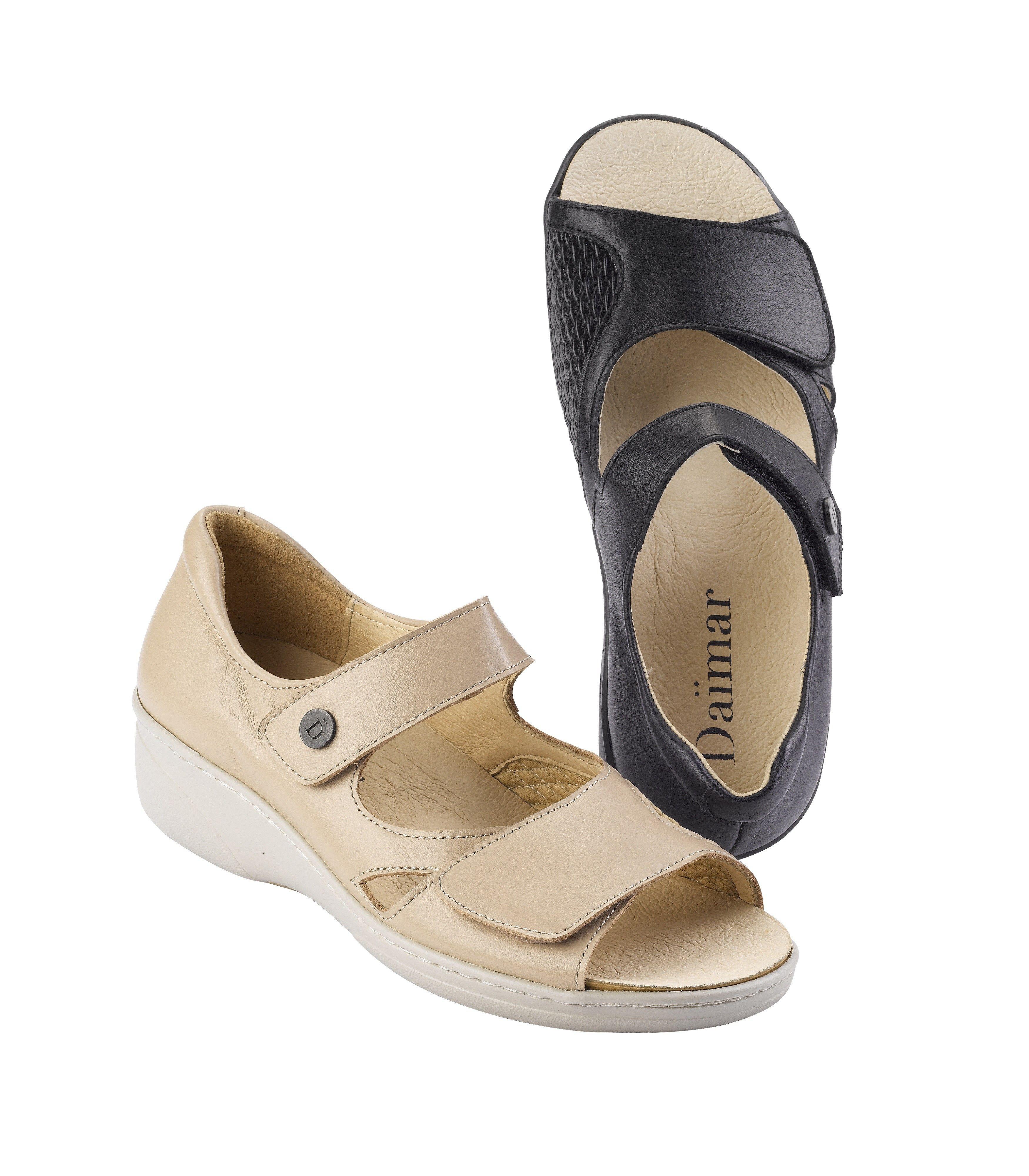 d6136a62b7 Sandalia ortopédica para pies anchos especial juanetes de Daimar