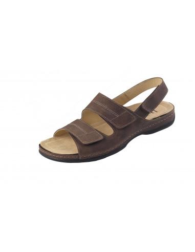 Sandalia de hombre con plantilla extraible Daimar
