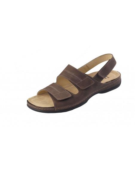 Sandalia de hombre con plantilla extraíble Daimar 6010