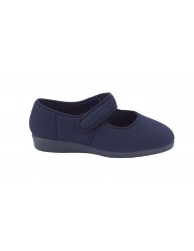 DAIMAR Zapato Sra. Confort Negro Ancho 13 L5owx