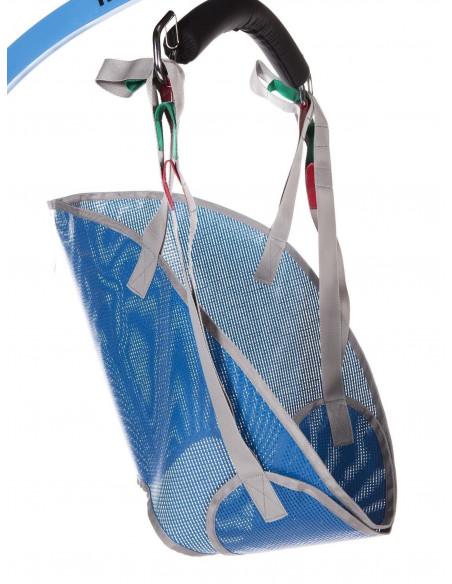 Arnés en PVC de baño para grúas de elevación Winncare