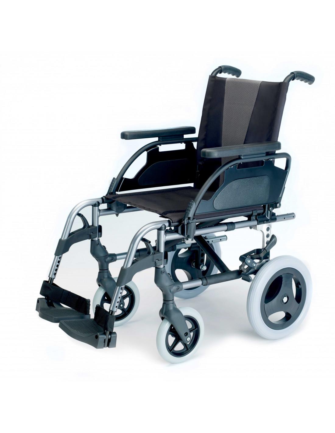 Silla de ruedas ligera breezy style antigua 300 - Sillas de ruedas ligeras ...