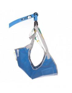 Arnes piernas juntas para bano en PVC de Winncare