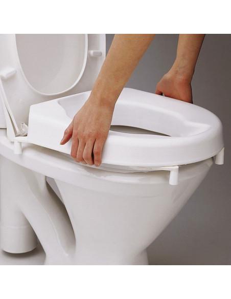 Elevador WC sin tapa HI-LOO