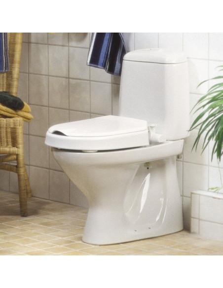 Elevador WC con tapa HI-LOO