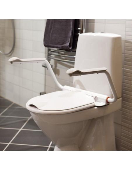 Reposabrazos para WC SUPPORTER Ayudas Dinámicas