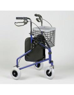 Andador de 3 ruedas DELTA 2