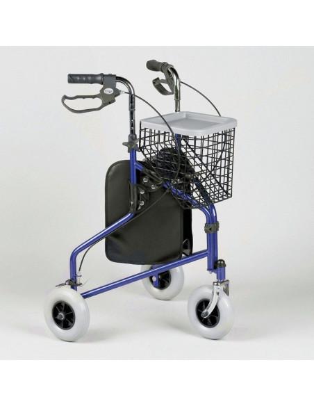 Andador de 3 ruedas DELTA