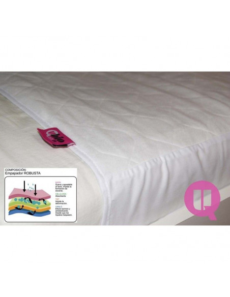 Empapador para la cama ajustable 90x190 ROBUSTA