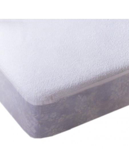Protector para colchón de rizo de algodón