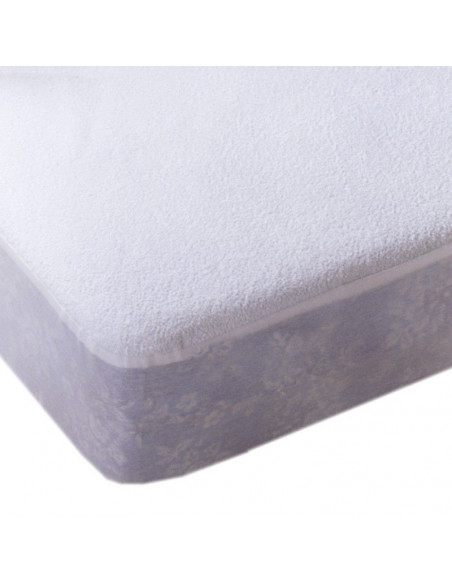 Protector para colchon de rizo de algodon