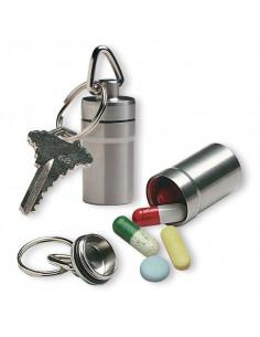 LLavero pastillero de metal Ayudas Dinamicas