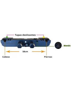 Motor para camas articuladas con patas