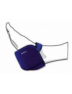 Talonera de gel-neopreno GELSCAR