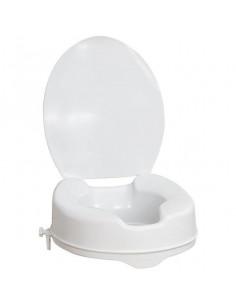 Elevador económico para wc con tapa