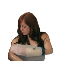 Protector para mano impermeable