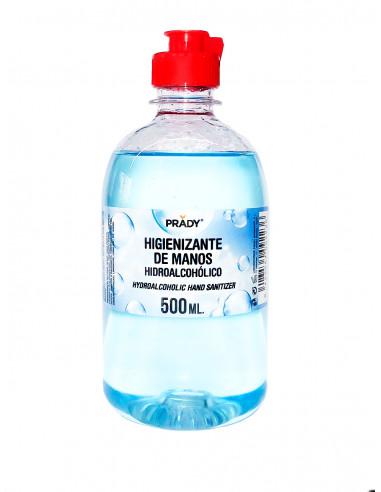 Higienizante de manos hidroalcohólico...