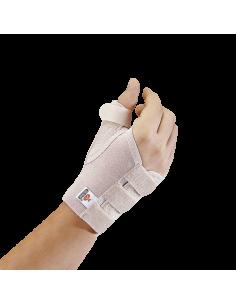 Munequera elastica de pulgar abierta con ferula 2