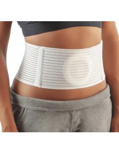 Cinturon elastico para hernia umbilical