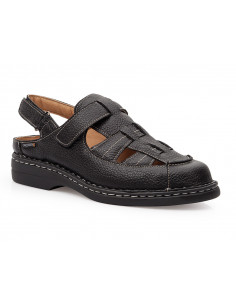 Sandalia negra para...