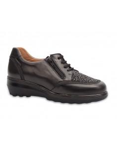 Zapato señora con cierre...