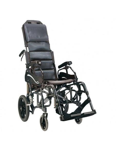 Silla de ruedas basculante plegable VIP