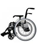 Silla de ruedas aluminio forta basic